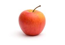 желтый цвет яблока красный Стоковое Изображение RF