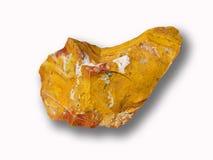 желтый цвет яшмы Стоковые Фотографии RF