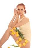 желтый цвет стоковая фотография