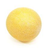 желтый цвет cantelope Стоковые Изображения