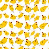 Желтый цвет chinken картина бесплатная иллюстрация