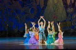Жемчуга балета Стоковые Изображения RF