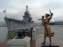 Жена моряка Стоковые Изображения RF