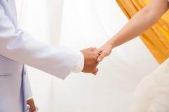 Жених и невеста Стоковые Фотографии RF