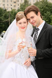 жених невесты Стоковые Изображения RF