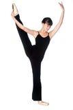 Женская балерина Стоковое Фото