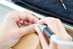 женская деятельность orthodontist Стоковые Фотографии RF