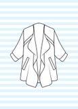 Женская куртка Стоковые Фотографии RF