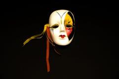женская маска Стоковое Изображение RF