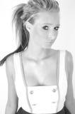 женская модель стоковое фото rf