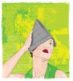 женская модель бесплатная иллюстрация