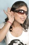женская модель Стоковые Фотографии RF
