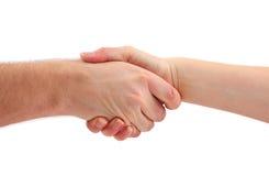 женская рука Стоковое Изображение