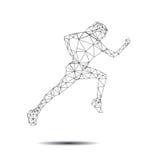 Женские бегуны Стоковые Фотографии RF