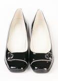 женские ботинки пар Стоковые Фотографии RF