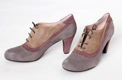 женские ботинки Стоковые Изображения RF