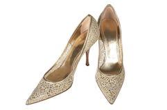 женские ботинки Стоковое Изображение RF