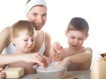 женские мыть Стоковые Фотографии RF