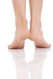 Женские обнажённые ноги Стоковая Фотография RF