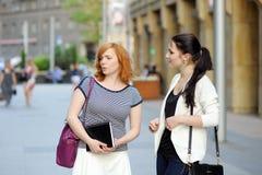 женские друзья 2 Стоковые Фото