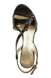 женские самомоднейшие ботинки Стоковые Фотографии RF