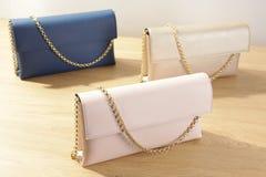 Женские сумки Стоковая Фотография RF