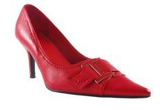 женский ботинок Стоковое Изображение RF