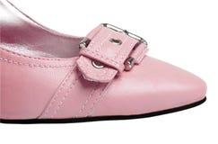 женский ботинок Стоковое Изображение