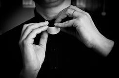 женский викарий стоковое фото rf