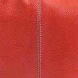 женский красный цвет портмона Стоковая Фотография