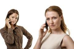 женский мужчина моделирует одно снял совместно 2 работая Стоковые Изображения RF