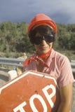 Женский предохранитель скрещивания Стоковое Изображение RF