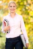 женский студент Стоковое Фото