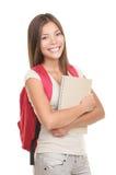 женский студент стоковые фотографии rf