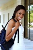 женский студент Стоковое фото RF