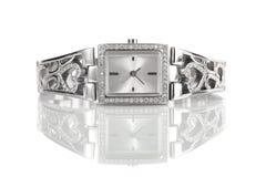 Женский wristwatch Стоковое Изображение RF
