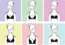 женское бельё Стоковое Изображение RF