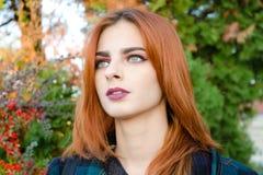 женское модельное напольное Стоковое Изображение