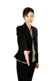 женское рукопожатие oriental Стоковое фото RF