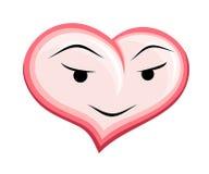 женское сердце Стоковое Фото