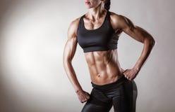 Женское тело Стоковые Изображения RF