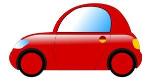 женщина автомобиля миниая s Стоковое фото RF