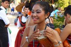 Женщина Азия Стоковая Фотография