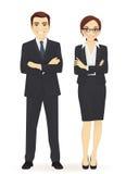 женщина бизнесмена бесплатная иллюстрация