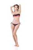 Женщина бикини Стоковое Изображение