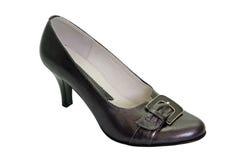 женщина ботинка Стоковая Фотография RF