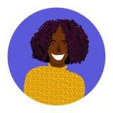 женщина вектора портрета ся бесплатная иллюстрация