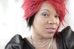 женщина волос одичалая Стоковое фото RF