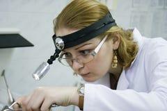 женщина врача стоковое фото