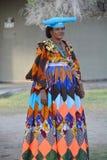 Женщина Гереро Стоковые Фото